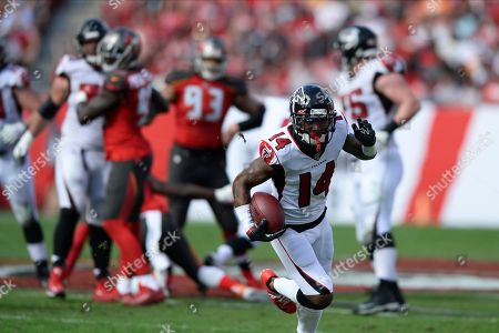 Editorial picture of Falcons Buccaneers Football, Tampa, USA - 29 Dec 2019