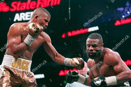 Editorial photo of Jack Pascal Boxing, Atlanta, USA - 28 Dec 2019