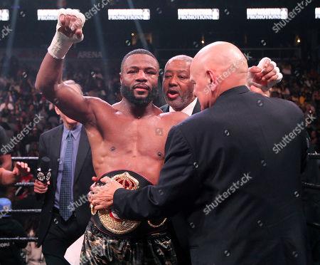 Editorial image of Jack Pascal Boxing, Atlanta, USA - 28 Dec 2019