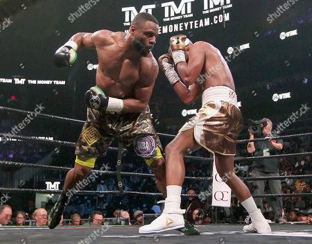 Editorial picture of Jack Pascal Boxing, Atlanta, USA - 28 Dec 2019
