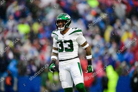 Editorial image of Jets Bills Football, Orchard Park, USA - 29 Dec 2019