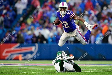 Editorial photo of Jets Bills Football, Orchard Park, USA - 29 Dec 2019