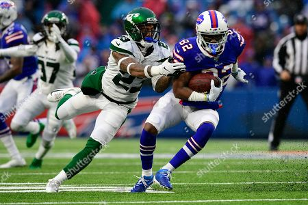 Editorial picture of Jets Bills Football, Orchard Park, USA - 29 Dec 2019