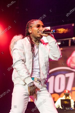 Editorial picture of WGCI Big Jam concert, United Center, Chicago, USA - 20 Dec 2019