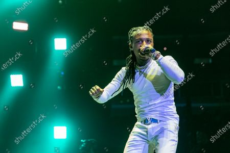 Stock Image of Jacquees