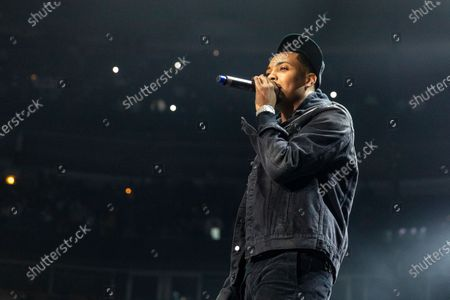 Editorial picture of WGCI Big Jam concert, United Center, Chicago, USA - 20 Dec 2019