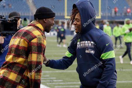 Editorial image of 49ers Seahawks Football, Seattle, USA - 29 Dec 2019