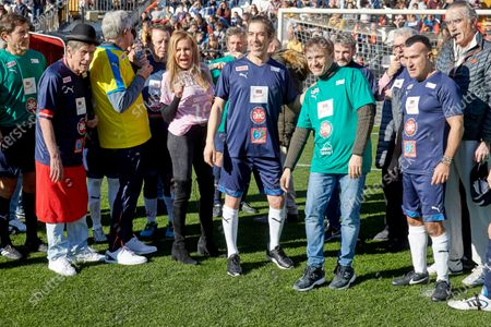Editorial picture of Prodis Foundation charity football event, Madrid, Spain - 29 Dec 2019