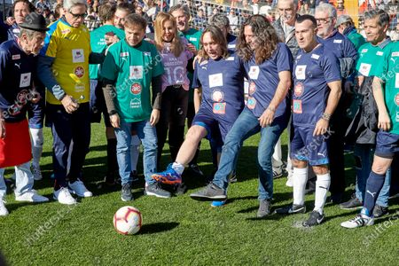 Editorial image of Prodis Foundation charity football event, Madrid, Spain - 29 Dec 2019