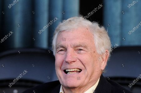 Sir Trevor Brooking prior to  the Barclays WomenÕs Super League match between Tottenham Hotspur Women and West Ham United Women at The Hive Stadium in London, UK - 12th January 2020