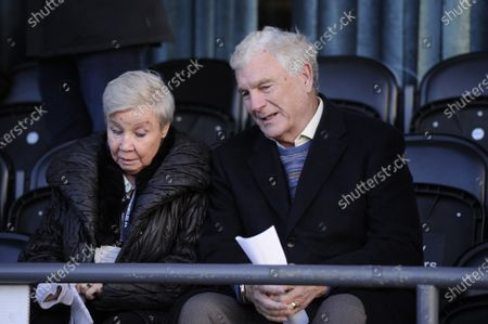 Sir Trevor Brooking prior to  the Barclays Womenâ€s Super League match between Tottenham Hotspur Women and West Ham United Women at The Hive Stadium in London, UK - 12th January 2020