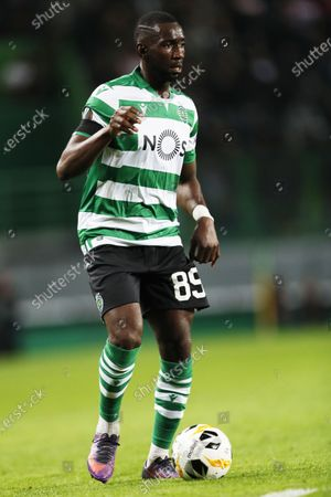 Stock Picture of Yannick Bolasie (Sporting)