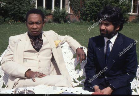 Norman Beaton as Mr. Ngenko and Tariq Yunus as Charles Austin