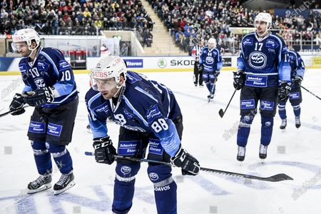Editorial picture of 93rd Spengler Cup Ice Hockey tournament, Davos, Switzerland - 30 Dec 2019