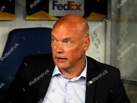 Uwe Rosler, head coach of Malmo FF