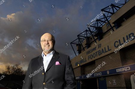 Peter De Savary at Millwall Football Club