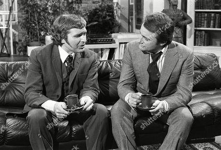 'The Protectors' TV Series - 1973 - Talkdown - Derren Nesbitt, Robert Vaughn.
