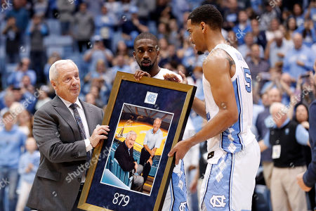 Editorial picture of Yale North Carolina Basketball, Chapel Hill, USA - 30 Dec 2019