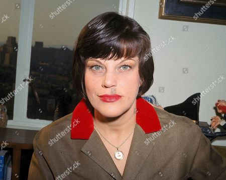 KAYE BALLARD. Actress Kay Ballard poses in her home in New York in 1966. Ballard, a boisterous comedian, singer and actress, died on Jan. 21, at age 93