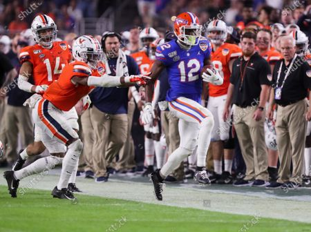 Editorial picture of NCAA Football Capital One Orange Bowl - Florida vs Virginia, Miami Gardens, USA - 30 Dec 2019