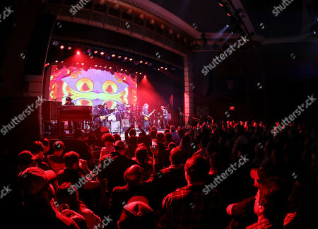 Editorial picture of The Allman Betts Band In Concert - , Atlanta, USA - 30 Dec 2019