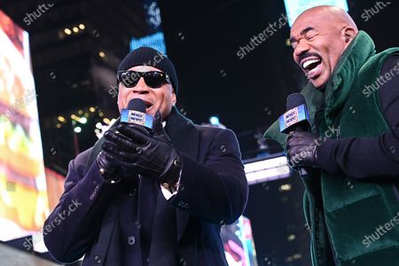 LL Cool J, Steve Harvey