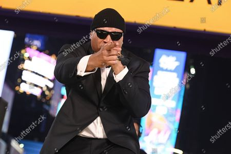 Stock Picture of LL Cool J