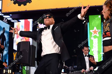 Stock Image of LL Cool J