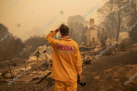 Editorial picture of Bushfires in Australia, Quaama - 01 Jan 2020