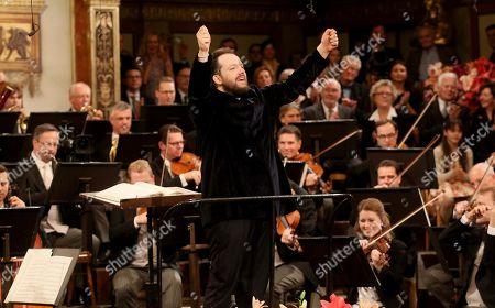 Editorial photo of New Year's Concert, Vienna, Austria - 01 Jan 2020