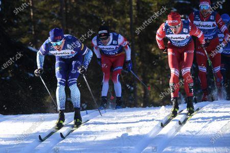 Editorial photo of Skiing - 01 Jan 2020