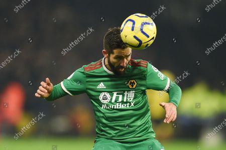 Joao Moutinho of Wolverhampton Wanderers.