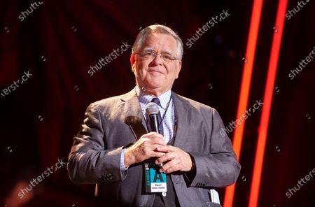 Stock Picture of Nashville Mayor, John Cooper