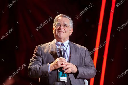 Stock Photo of Nashville Mayor, John Cooper