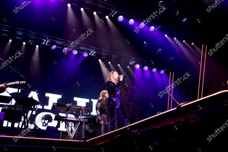 Editorial image of Jack Daniel's Music City Midnight - New Year's Eve in Nashville, Tennessee, USA - 31 Dec 2019