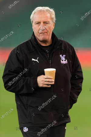 Stock Photo of Crystal Palace Assistant Ray Lewington