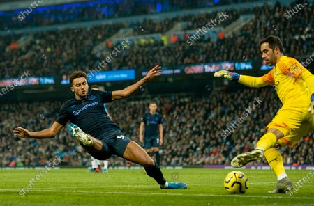 Editorial picture of Manchester City vs Everton, Liverpool, United Kingdom - 01 Jan 2020