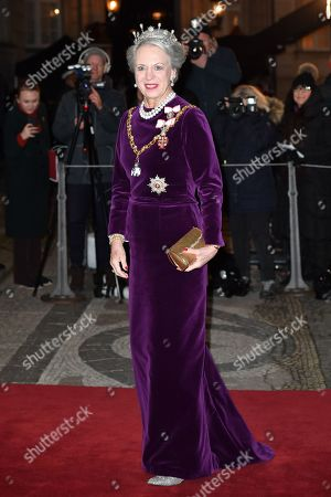 Stock Image of Princess Benedikte