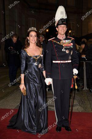 Princess Marie Prince Joachim