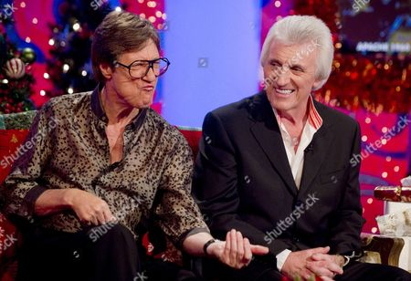 The Shadows -  Hank Marvin and Bruce Welch.