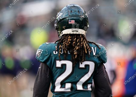 Jay Ajayi, Running Back of the Philadelphia Eagles (22),