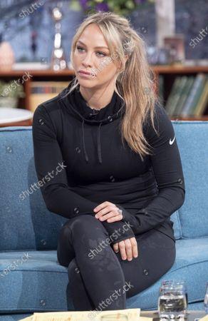 Editorial image of 'This Morning' TV show, London, UK - 02 Jan 2020
