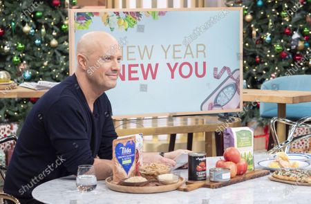 Editorial picture of 'This Morning' TV show, London, UK - 02 Jan 2020
