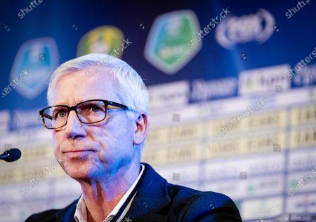 Editorial photo of Alan Pardew new head coach ADO The Hague, Netherlands - 02 Jan 2020