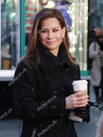 Editorial photo of 'Good Morning America', TV show, New York, USA  - 02 Jan 2020