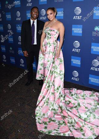 Steven Wilson and Jennifer Lopez