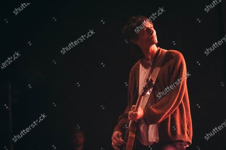 Nick Valensi of The Strokes