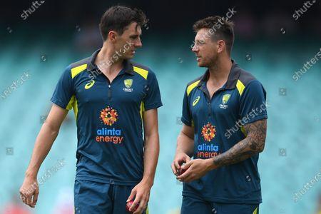 Editorial picture of Australia vs New Zealand, Sydney - 03 Jan 2020