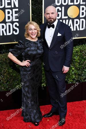 Arianne Sutner and Chris Butler