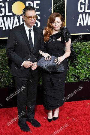 Fred Armisen and Natasha Lyonne